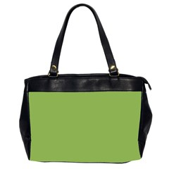 Trendy Basics   Trend Color Greenery Office Handbags (2 Sides)  by tarastyle