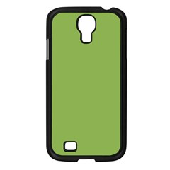 Trendy Basics   Trend Color Greenery Samsung Galaxy S4 I9500/ I9505 Case (black) by tarastyle