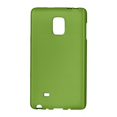 Trendy Basics   Trend Color Greenery Galaxy Note Edge by tarastyle