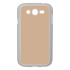 Trendy Basics   Trend Color Hazelnut Samsung Galaxy Grand Duos I9082 Case (white) by tarastyle