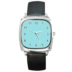 Trendy Basics   Trend Color Island Paradise Square Metal Watch by tarastyle