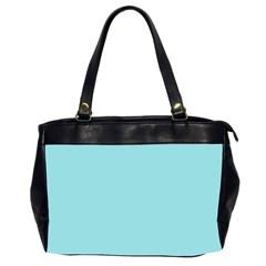 Trendy Basics   Trend Color Island Paradise Office Handbags (2 Sides)  by tarastyle