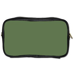 Trendy Basics   Trend Color Kale Toiletries Bags 2 Side by tarastyle