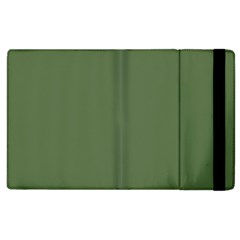 Trendy Basics   Trend Color Kale Apple Ipad 3/4 Flip Case by tarastyle
