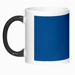 Trendy Basics   Trend Color Lapis Blue Morph Mugs by tarastyle