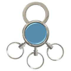 Trendy Basics   Trend Color Niagara 3 Ring Key Chains by tarastyle