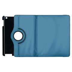 Trendy Basics   Trend Color Niagara Apple Ipad 3/4 Flip 360 Case by tarastyle