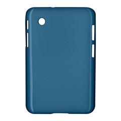 Trendy Basics   Trend Color Niagara Samsung Galaxy Tab 2 (7 ) P3100 Hardshell Case  by tarastyle