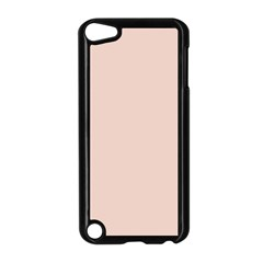 Trendy Basics   Trend Color Pale Dogwood Apple Ipod Touch 5 Case (black) by tarastyle