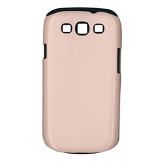 Trendy Basics   Trend Color Pale Dogwood Samsung Galaxy S Iii Classic Hardshell Case (pc+silicone) by tarastyle