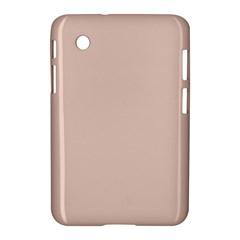 Trendy Basics   Trend Color Pale Dogwood Samsung Galaxy Tab 2 (7 ) P3100 Hardshell Case  by tarastyle