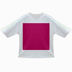 Trendy Basics   Trend Color Pink Yarrow Infant/toddler T Shirts by tarastyle