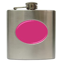 Trendy Basics   Trend Color Pink Yarrow Hip Flask (6 Oz) by tarastyle