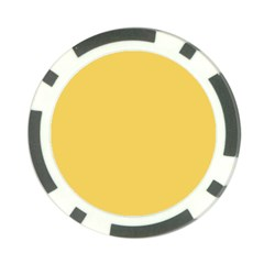 Trendy Basics   Trend Color Primerose Yellow Poker Chip Card Guard by tarastyle