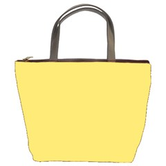 Trendy Basics   Trend Color Primerose Yellow Bucket Bags by tarastyle