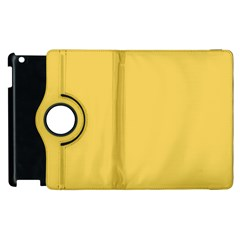 Trendy Basics   Trend Color Primerose Yellow Apple Ipad 2 Flip 360 Case by tarastyle