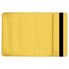 Trendy Basics   Trend Color Primerose Yellow Ipad Air 2 Flip by tarastyle