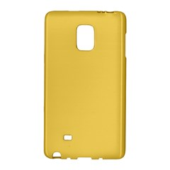 Trendy Basics   Trend Color Primerose Yellow Galaxy Note Edge by tarastyle