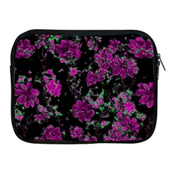 Floral Dreams 12 A Apple Ipad 2/3/4 Zipper Cases by MoreColorsinLife