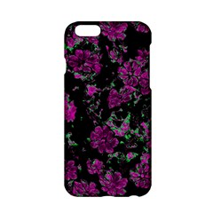 Floral Dreams 12 A Apple Iphone 6/6s Hardshell Case by MoreColorsinLife