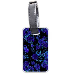 Floral Dreams 12 B Luggage Tags (two Sides) by MoreColorsinLife
