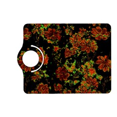 Floral Dreams 12 C Kindle Fire Hd (2013) Flip 360 Case by MoreColorsinLife