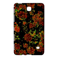 Floral Dreams 12 C Samsung Galaxy Tab 4 (8 ) Hardshell Case  by MoreColorsinLife