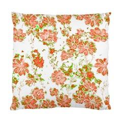 Floral Dreams 12 D Standard Cushion Case (One Side)