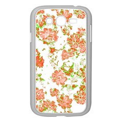 Floral Dreams 12 D Samsung Galaxy Grand DUOS I9082 Case (White)