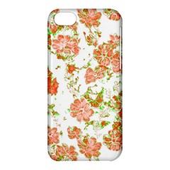 Floral Dreams 12 D Apple iPhone 5C Hardshell Case