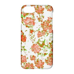 Floral Dreams 12 D Apple Iphone 7 Hardshell Case