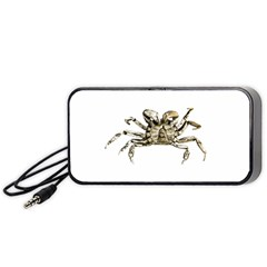 Dark Crab Photo Portable Speaker (black) by dflcprints