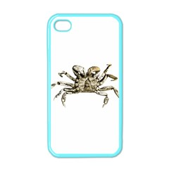 Dark Crab Photo Apple Iphone 4 Case (color) by dflcprints