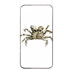 Dark Crab Photo Apple Iphone 4/4s Seamless Case (black) by dflcprints