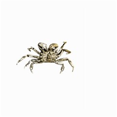Dark Crab Photo Large Garden Flag (two Sides) by dflcprints