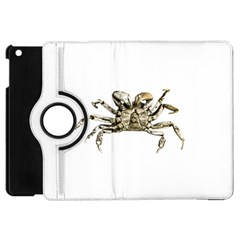 Dark Crab Photo Apple Ipad Mini Flip 360 Case by dflcprints