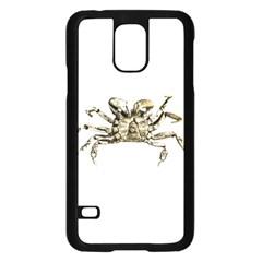 Dark Crab Photo Samsung Galaxy S5 Case (black) by dflcprints