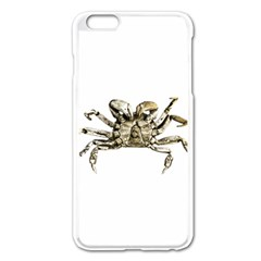 Dark Crab Photo Apple Iphone 6 Plus/6s Plus Enamel White Case by dflcprints