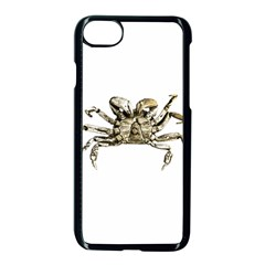 Dark Crab Photo Apple Iphone 7 Seamless Case (black) by dflcprints