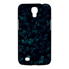 Leaf Pattern Samsung Galaxy Mega 6 3  I9200 Hardshell Case by berwies