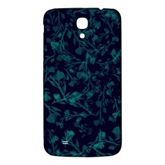 Leaf Pattern Samsung Galaxy Mega I9200 Hardshell Back Case by berwies
