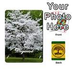 arboretum-deckA-x2 - Playing Cards 54 Designs