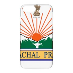 Seal Of Indian State Of Arunachal Pradesh  Apple Iphone 7 Plus Hardshell Case by abbeyz71