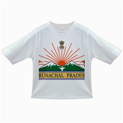 Indian State Of Arunachal Pradesh Seal Infant/toddler T Shirts by abbeyz71