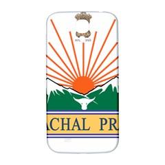 Indian State Of Arunachal Pradesh Seal Samsung Galaxy S4 I9500/i9505  Hardshell Back Case by abbeyz71