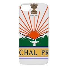 Indian State Of Arunachal Pradesh Seal Apple Iphone 5s/ Se Hardshell Case by abbeyz71