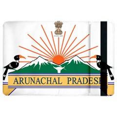 Indian State Of Arunachal Pradesh Seal Ipad Air 2 Flip by abbeyz71