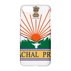 Indian State Of Arunachal Pradesh Seal Apple Iphone 7 Hardshell Case by abbeyz71