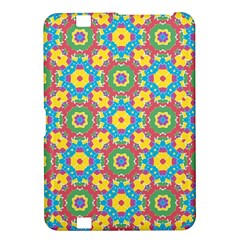 Geometric Multicolored Print Kindle Fire Hd 8 9  by dflcprints