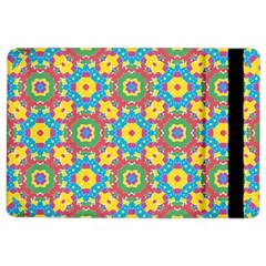 Geometric Multicolored Print Ipad Air 2 Flip by dflcprints